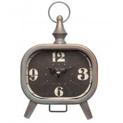 Zegarek Stojący Retro Szary B