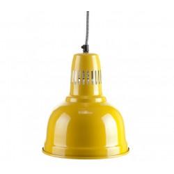 Lampa Metalowa Aluro Nuno Żółta