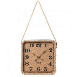 Zegar Ścienny Na Sznurku