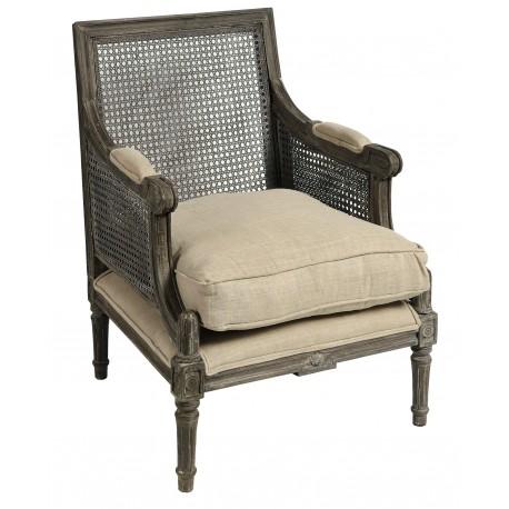 Miękki duży fotel bristol