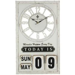 Zegar w Stylu Francuskim Paryż