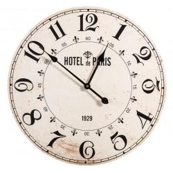 Zegar Belldeco Hotel Paris