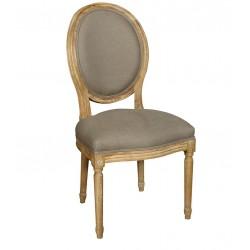 Krzesło Belldeco Bristol Tapicerowane