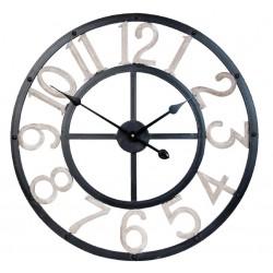 Zegar Metalowy 2