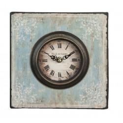 Mały Zegar Prowansalski Kwadrat