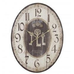 Zegar Francuski Klucze