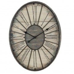 Zegar w Starym Stylu Owalny A