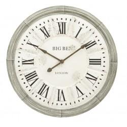 Duży Zegar Retro