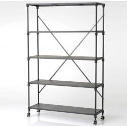 Metalowy Regał Loft A