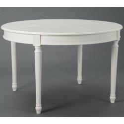 Stół Prowansalski Rozkładany Adele Okrągły