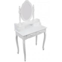 Toaletka Prowansalska Biała Prowansja