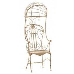Krzesło Metalowe Aluro Capri 2