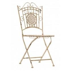 Krzesło Metalowe Aluro Capri 1
