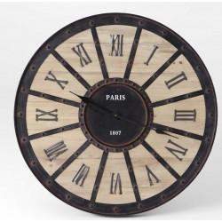 Zegar Industrialny Duży