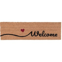 Wycieraczka Podłużna Welcome