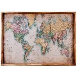 Obraz z Mapą B