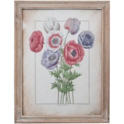 Obraz Prowansalski z Kwiatami A
