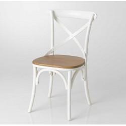 Krzesło Prowansalskie Białe