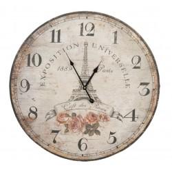 Zegar Francuski z Wieżą Eiffla