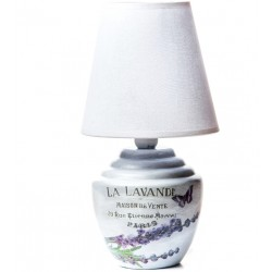 Lampka Prowansalska z Lawendą E
