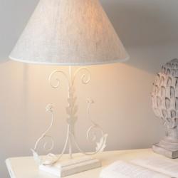 Lampa Prowansalska Stojąca Metalowa C
