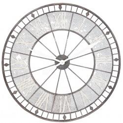 Zegar Industrialny Metalowy
