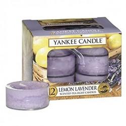 Wosk Zapachowy YANKEE CANDLE Lawenda z Cytryną