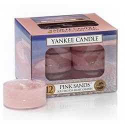 Świeczki Tealight YANKEE CANDLE Marakuja