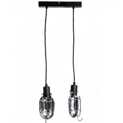 Lampa Industrialna Mechanical Miedziana 2