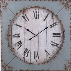 Zegar Postarzany Kwadratowy