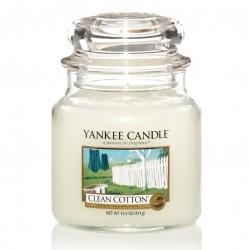 Świeca Yankee Candle Słoik Średni Lawenda