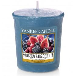 Świeczka Yankee Candle Votive Makaroniki
