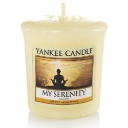Świeczka Yankee Candle Votive Morwa i Figa