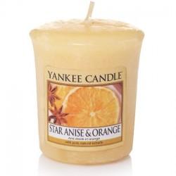 Świeczka Yankee Candle Votive Biała Czekolada z Przyprawami