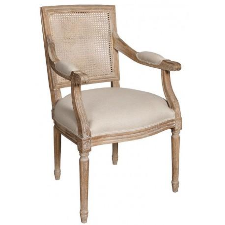 Krzesło z podłokietnikami belldeco