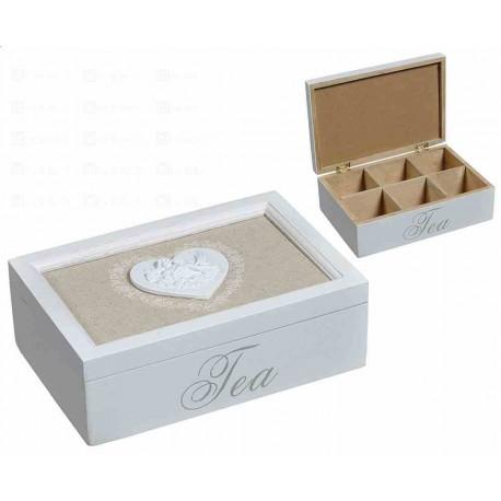 Romantic Pudełko Na Herbatę Belldeco