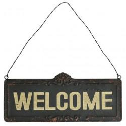 Retro Zawieszka Welcome Belldeco