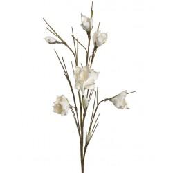 Kwiaty Sztuczne Belldeco Białe