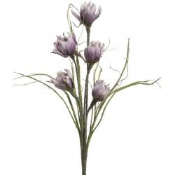 Kwiaty Sztuczne Belldeco Fioletowe