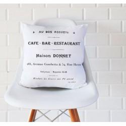 Poduszki Ozdobne CAFE BAR