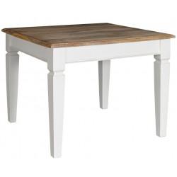 Stół Belldeco Bristol White Kwadratowy