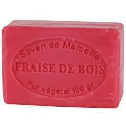 Mydło Marsylskie Poziomka