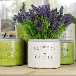 Osłonki na Donice Flowers Garden A