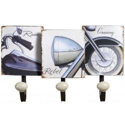 Wieszaki Retro Belldeco Motor