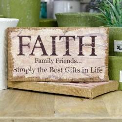 Obrazki z Napisami FAITH