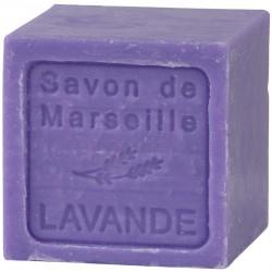 Mydło Marsylskie Lawenda Kwadratowe Duże