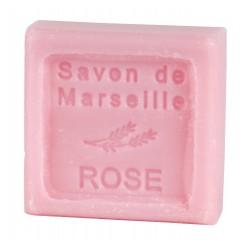 Mydło Marsylskie Róża Małe