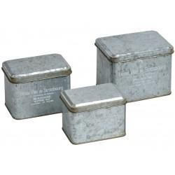 Metalowe Pojemniki Belldeco C