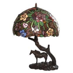 Stojąca Lampa Tiffany Duża S