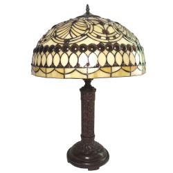 Stojąca Lampa Tiffany Duża T
